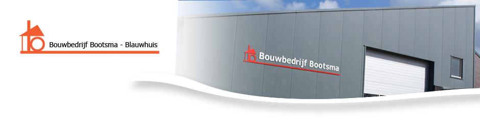 Bouwbedrijf Bootsma Blauwhuis